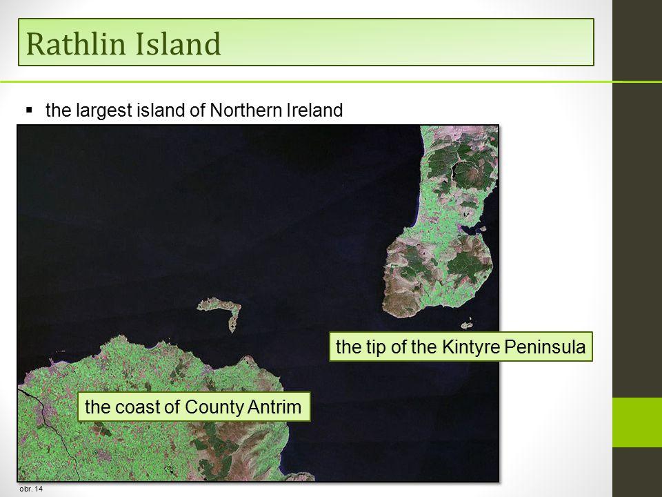 Rathlin Island obr.