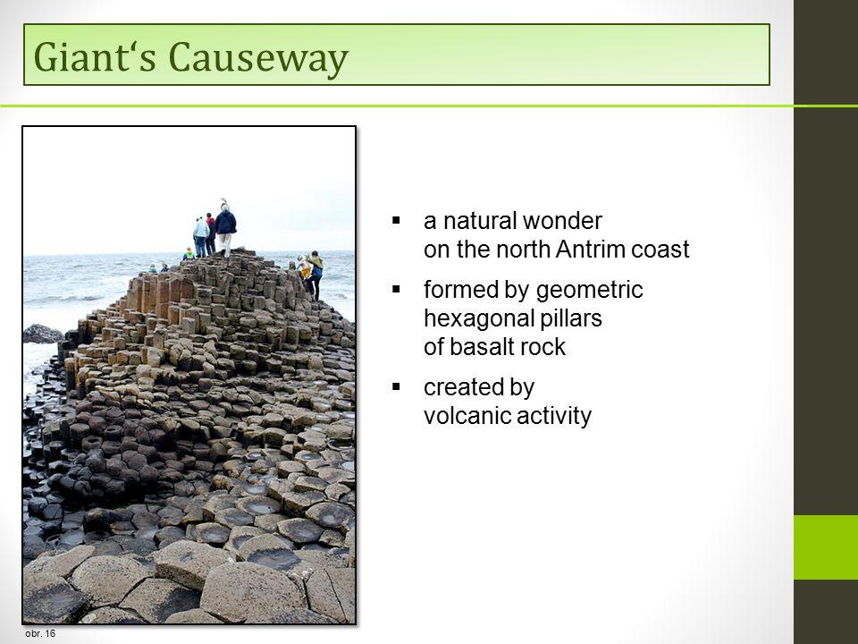Giant's Causeway obr.