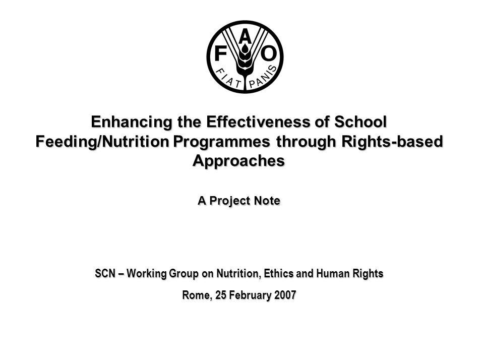 Outline ► Background ► Proposed Methodologies ►Outputs ►A Programme Assessment Checklist ► Partnerships