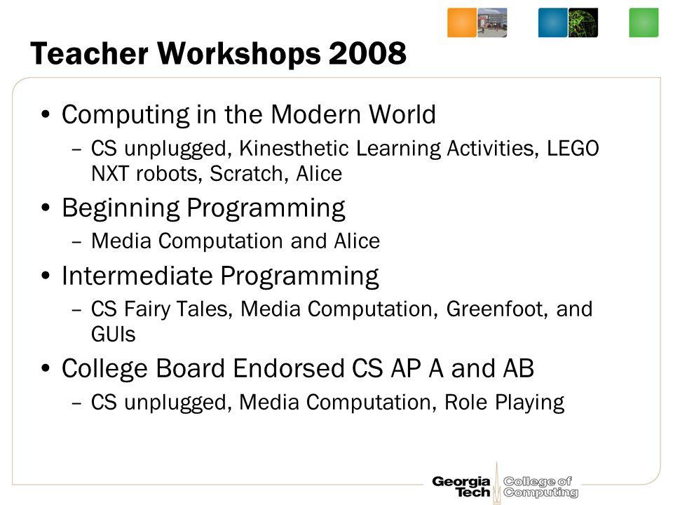 Computing in the Modern World Flow Chart Hopscotch LEGO robots