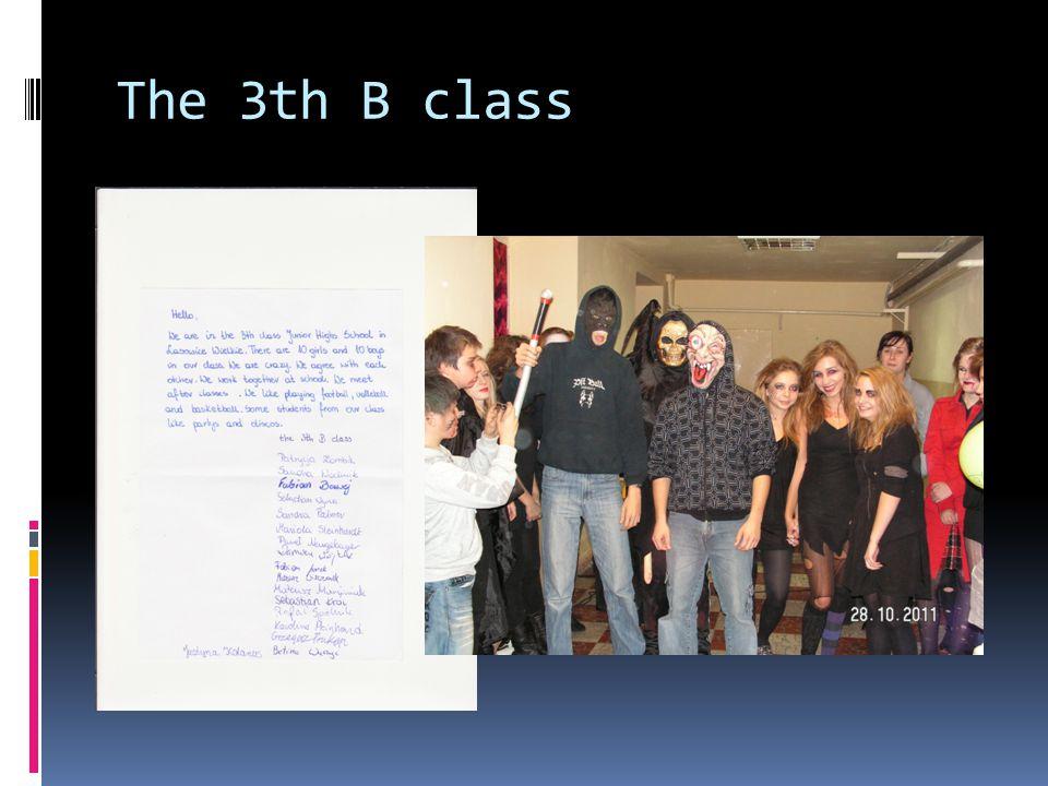 The 3th B class