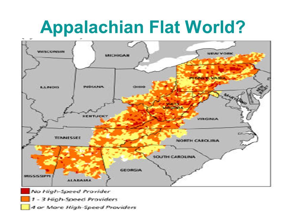 Appalachian Flat World