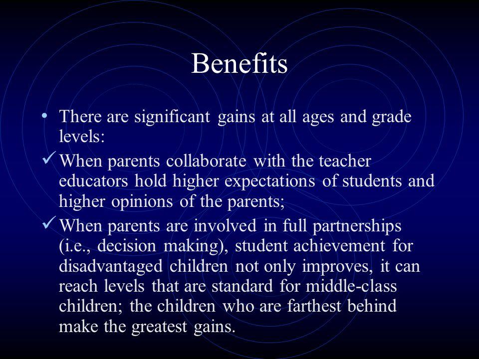 Federal Legislation No Child Left Behind Appendix C Sec.1118 (b-e)
