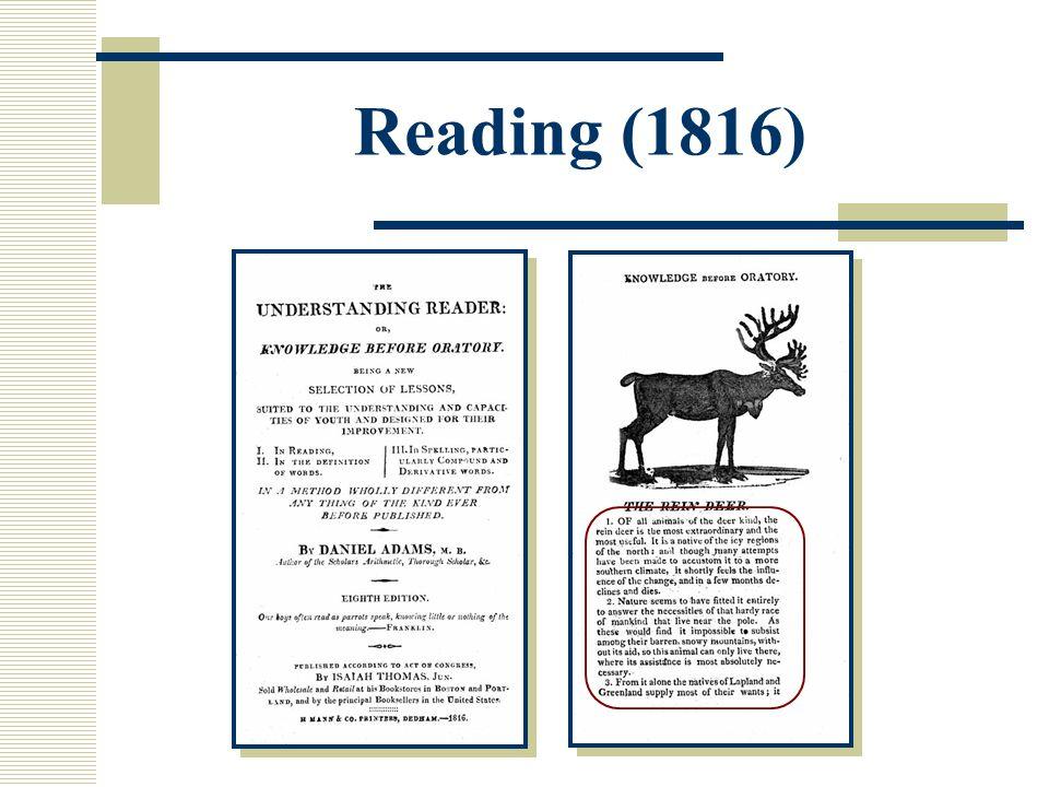 Reading (1816)