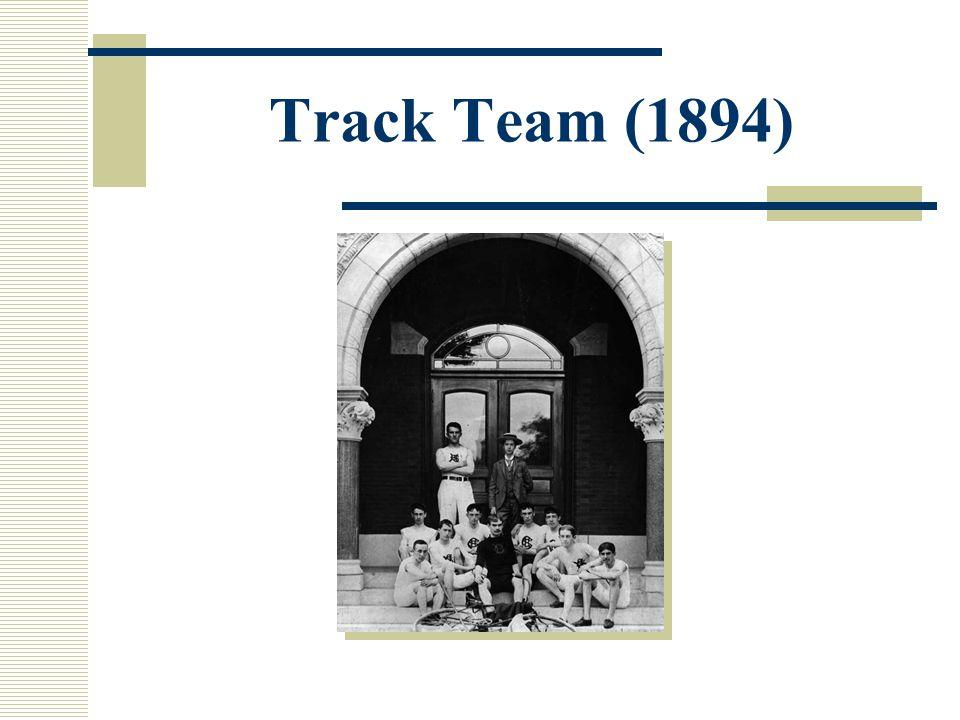 Track Team (1894)