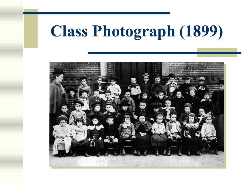 Class Photograph (1899)