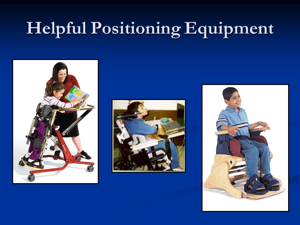 Helpful Positioning Equipment