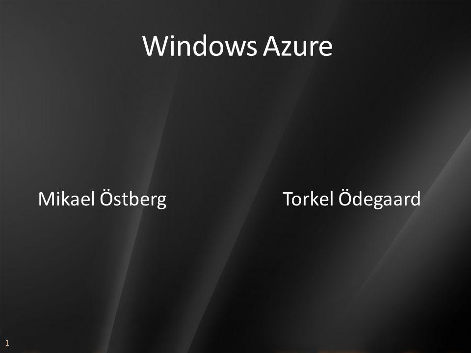 2 Windows Azure ÄshurAshoreAzzuure