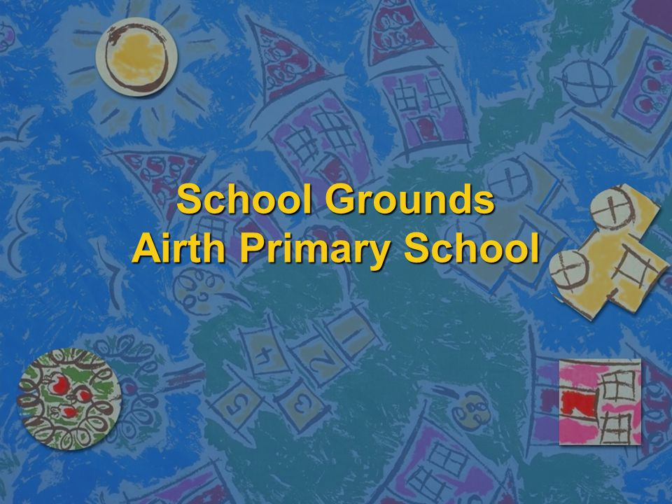 School Grounds Airth Primary School