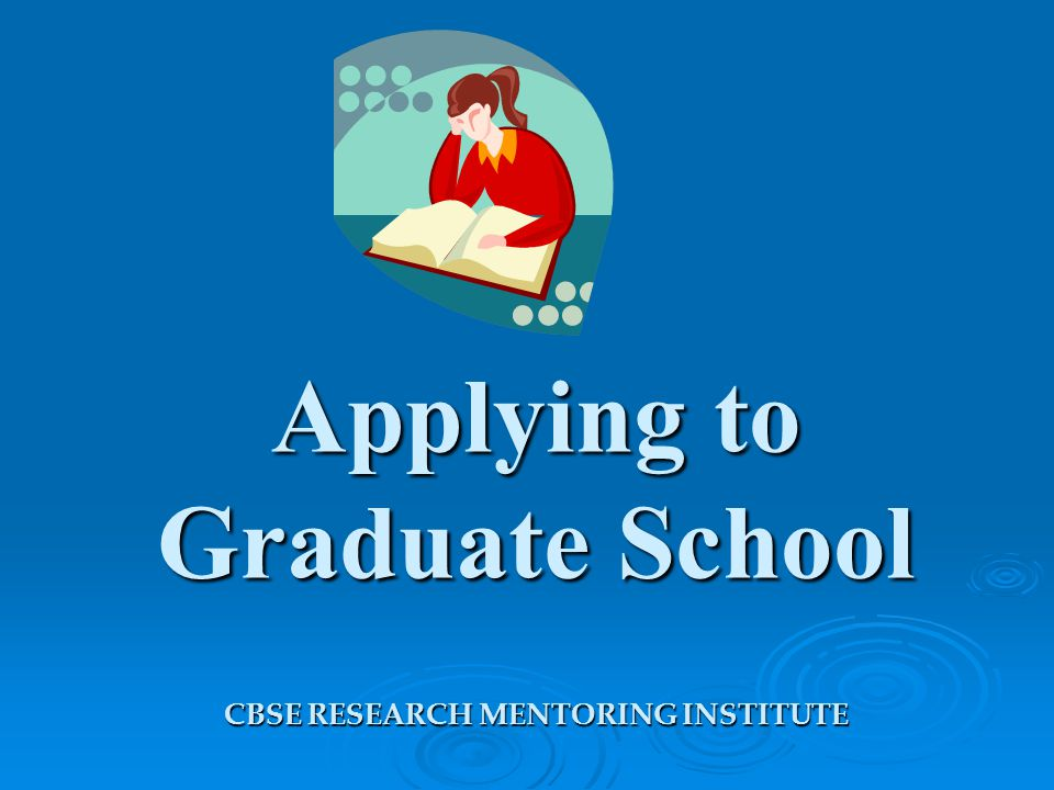 Understanding Graduate Education  What is graduate school.