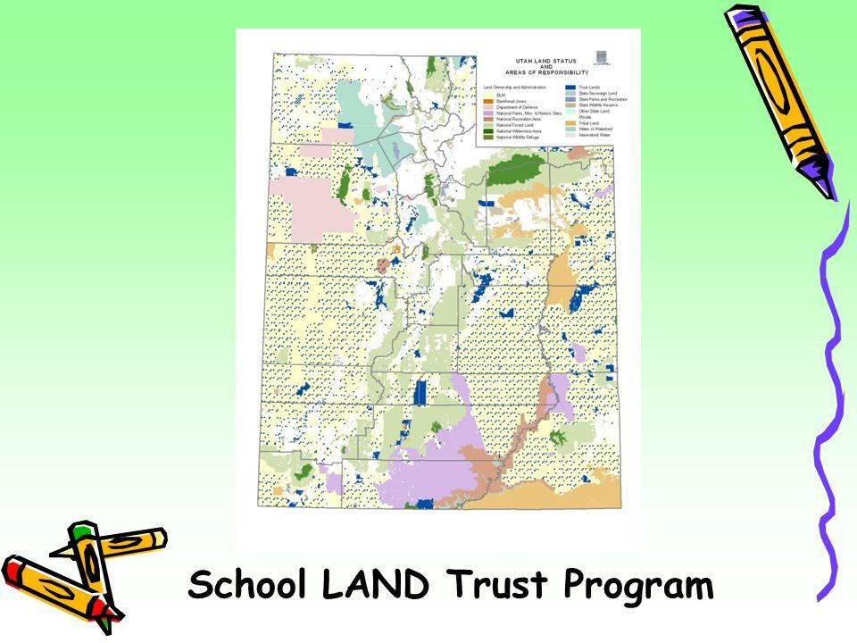 School LAND Trust Program