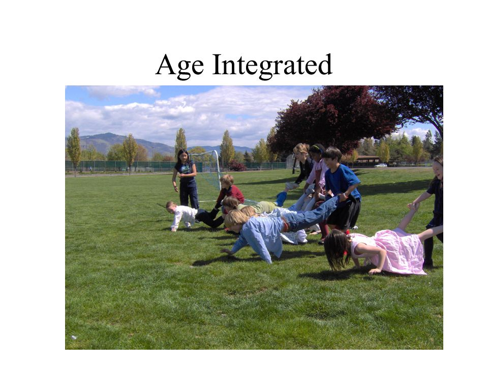 Age Integrated
