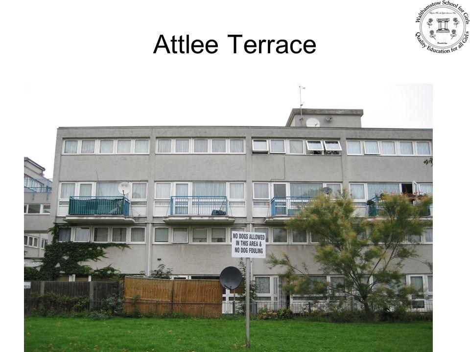 Attlee Terrace