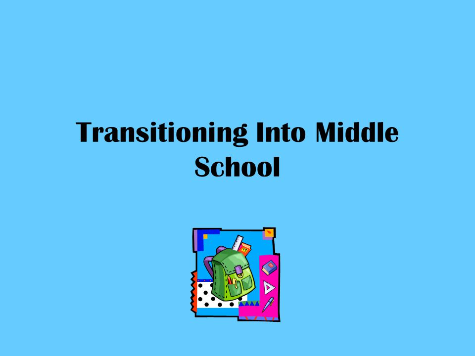 Welcome to Lincoln Middle School Let's explore some topics that may help easy into a middle school atmosphere.