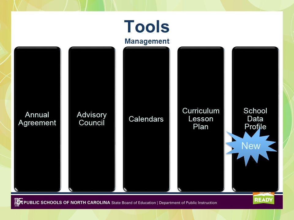 Tools Management New