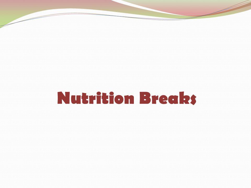 Nutrition Breaks