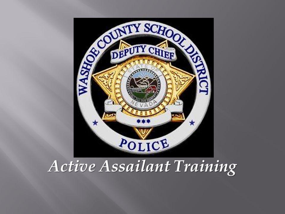 Active Assailant Training
