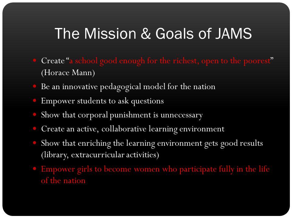 The JAMS Campus Nyanza Province Kenya