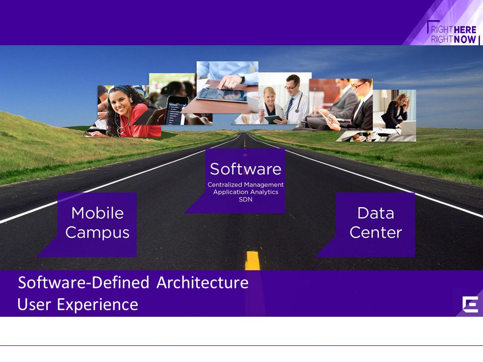 User Experience Software-Defined Architecture