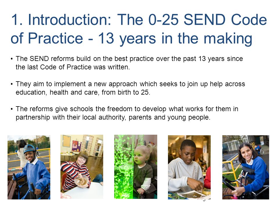 The duty on schools to co-operate with the local authority in developing the local offer is aligned to the requirement on schools to publish SEN information, which gives details about their individual approach to identifying and supporting children with SEN (and all the other requirements in the Regulations and set out in the Code).