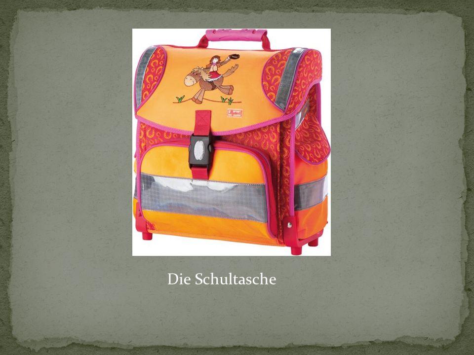 Die Schultasche