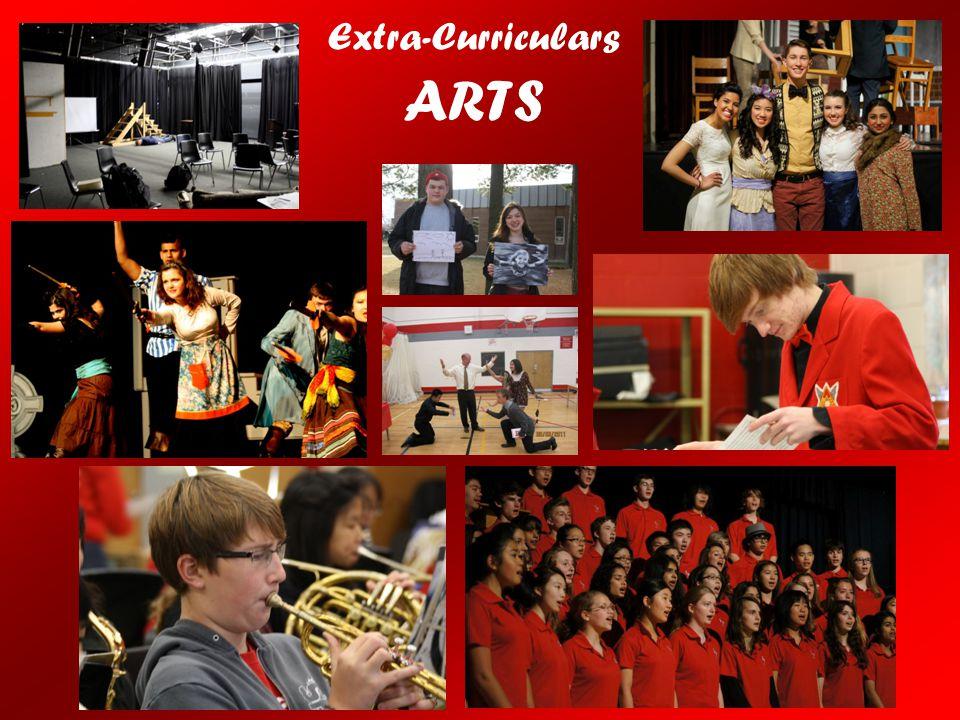 ARTS Extra-Curriculars