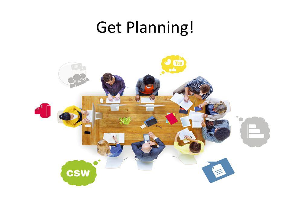 Get Planning!