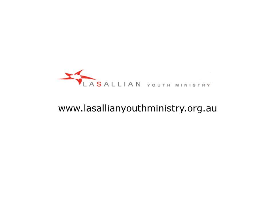www.lasallianyouthministry.org.au