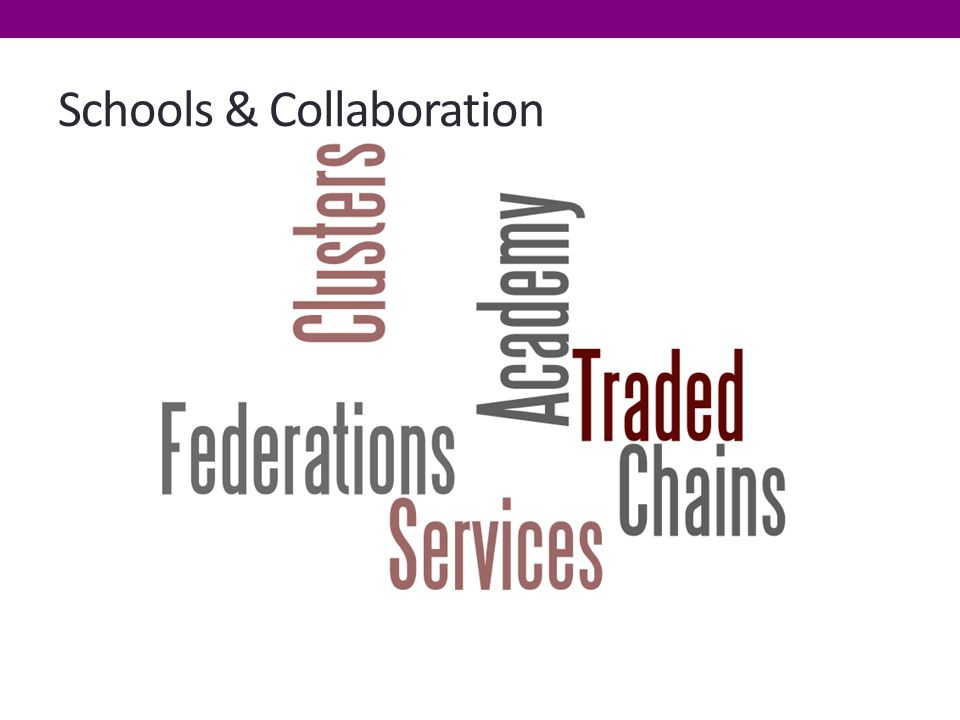 Schools & Collaboration