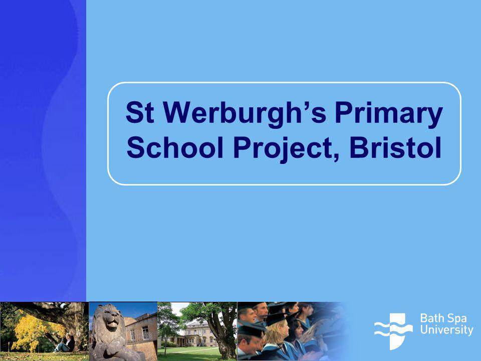 St Werburgh's Primary School Project, Bristol
