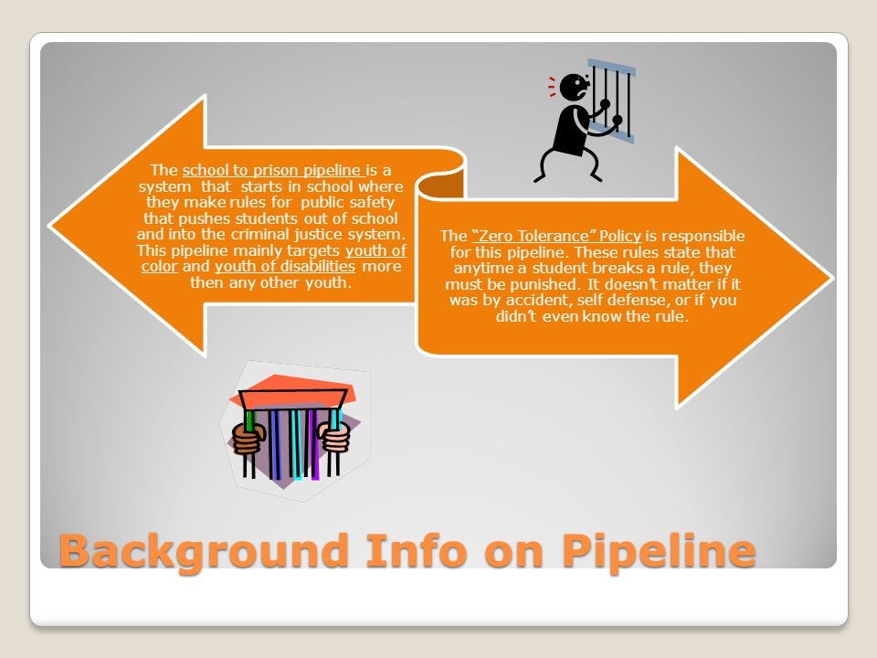 Background Info on Pipeline