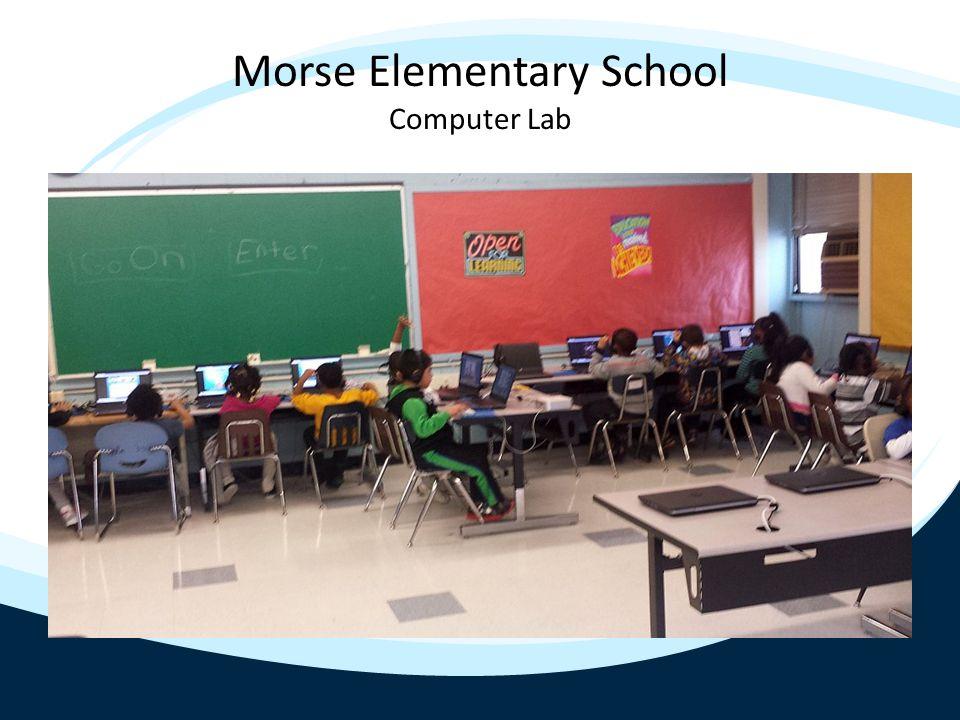 Morse Elementary School Computer Lab