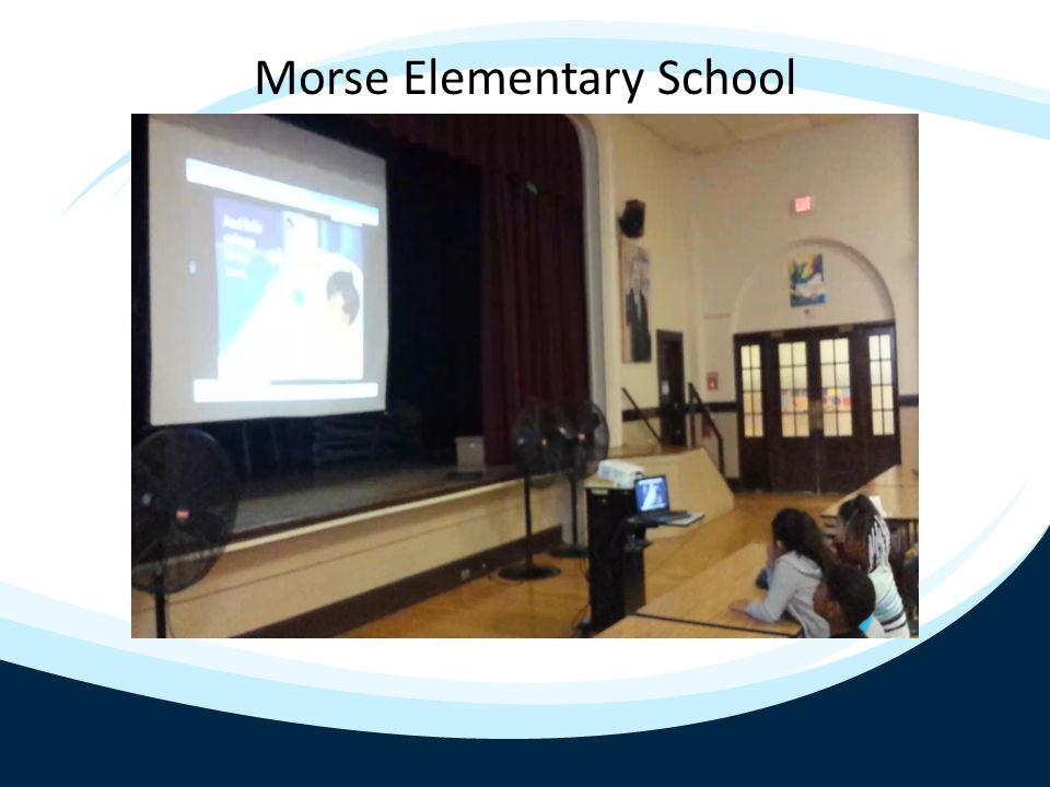 Morse Elementary School Cafetorium