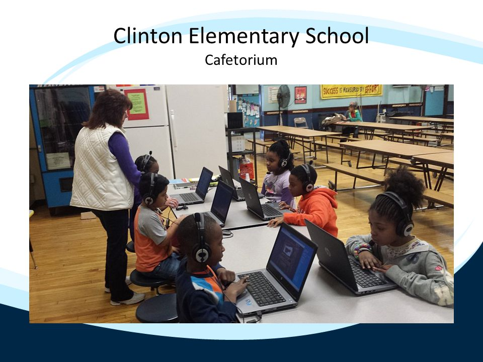 Clinton Elementary School Cafetorium