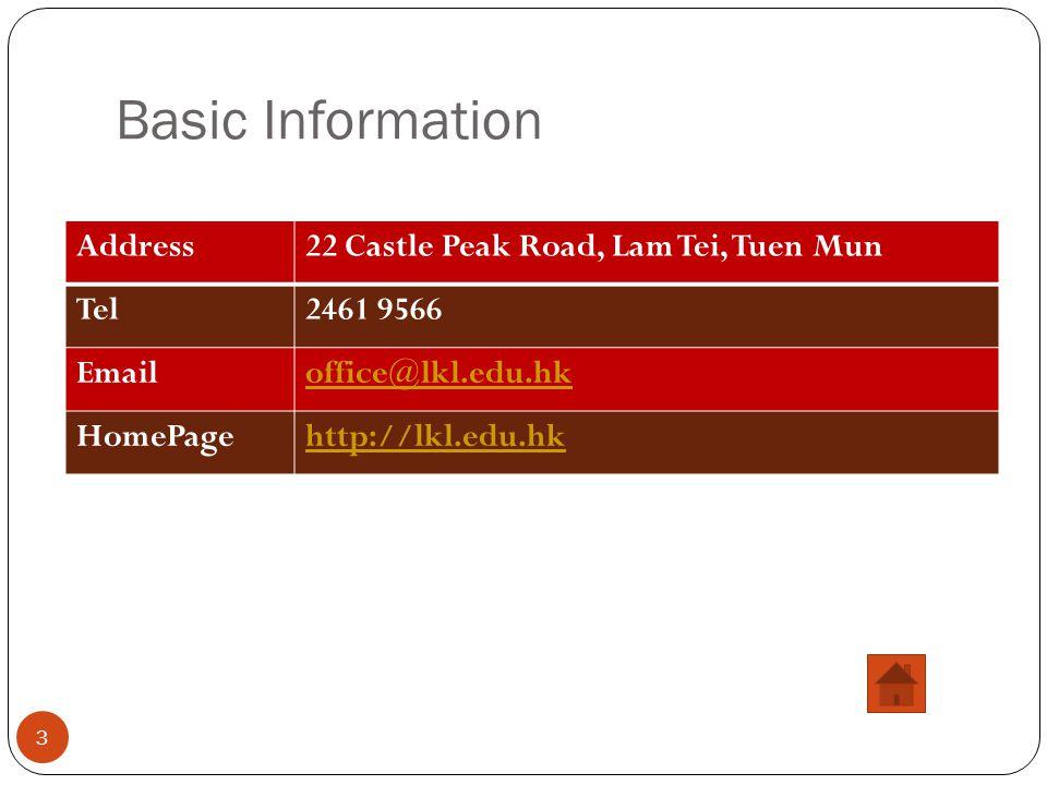  Basic Information Basic Information  My Class My Class  My Teachers My Teachers  My Timetable My Timetable  Public Exam Results Public Exam Resu