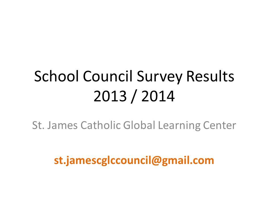 We, the Catholic Community of St.