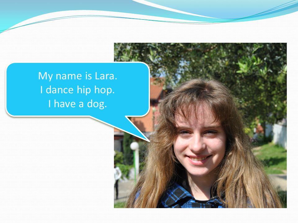 I'm Jaka. I'm 10. I play the clarinet. I'm happy to meet new friends. Bye!