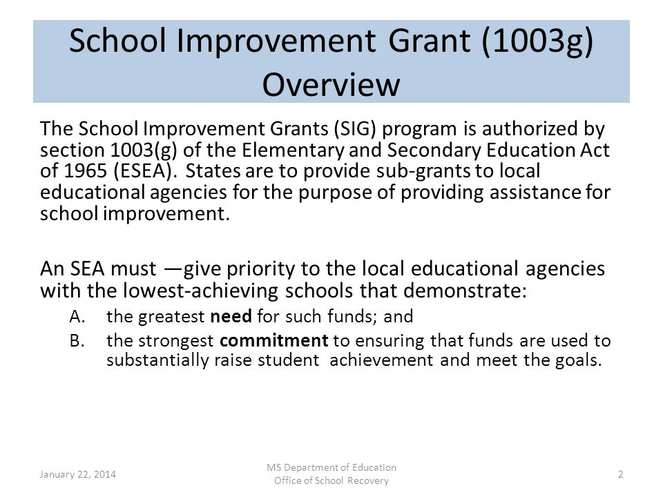 Rapidly Improving Districts and Schools Have….
