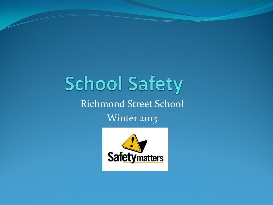 Richmond Street School Winter 2013