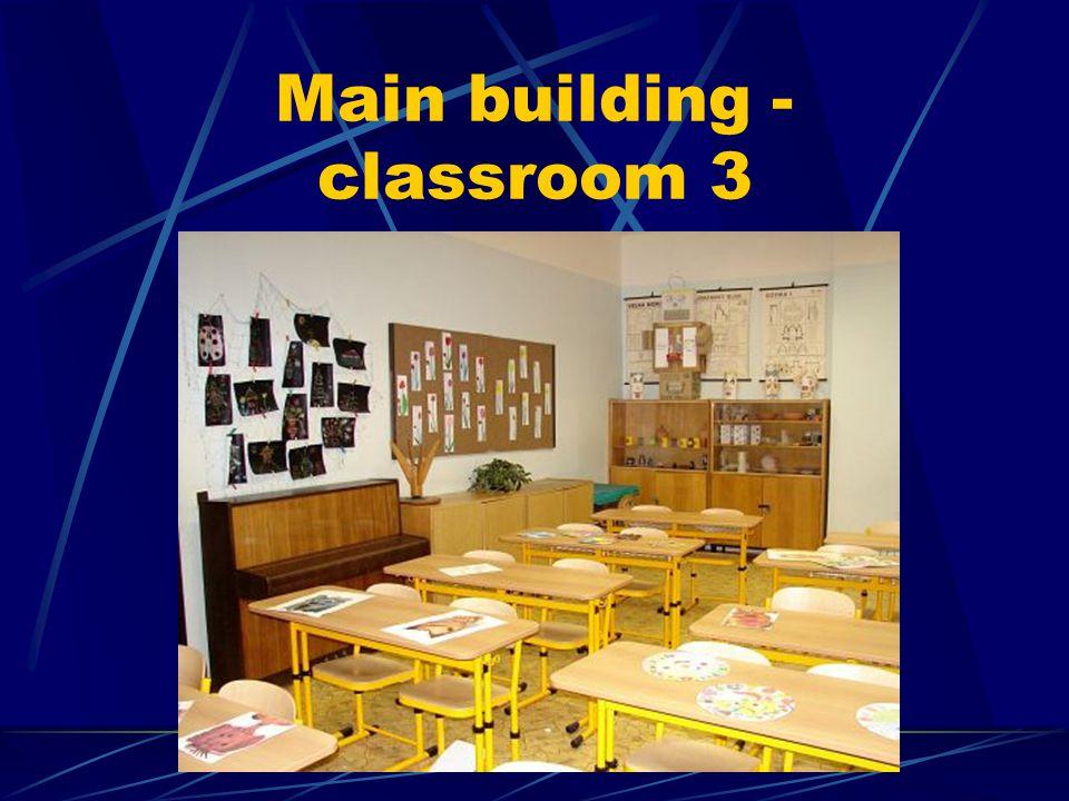 Main building - classroom 3
