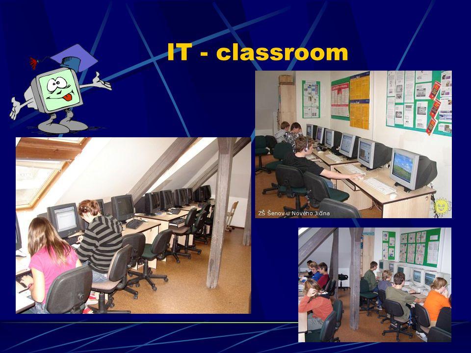 IT - classroom