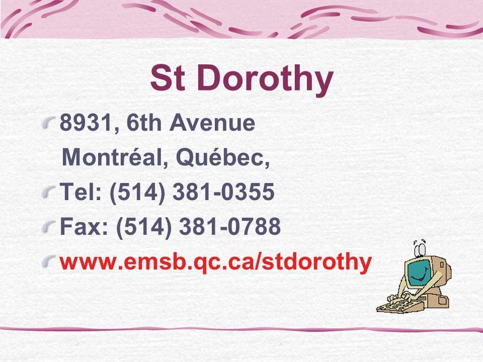 St Dorothy