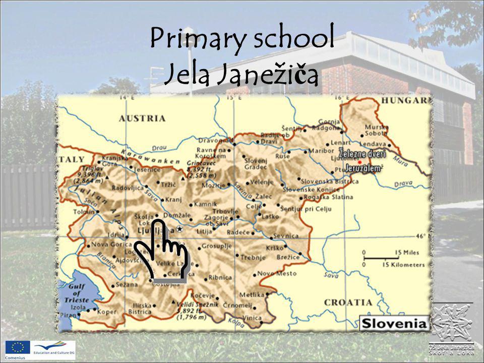 Primary school Jela Janeži č a