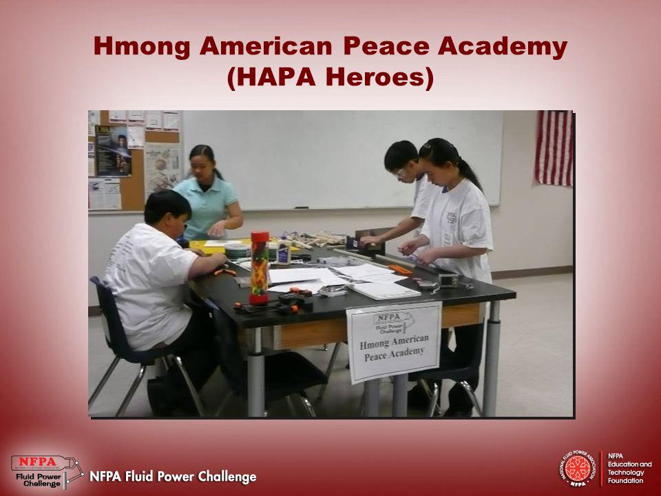 Hmong American Peace Academy (HAPA Heroes)