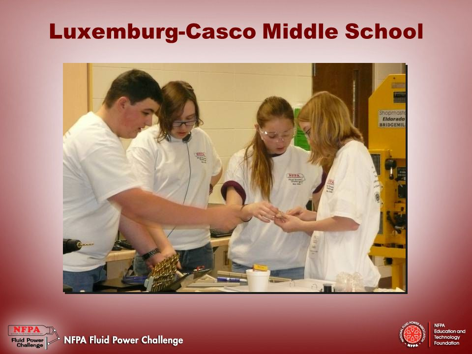 Luxemburg-Casco Middle School