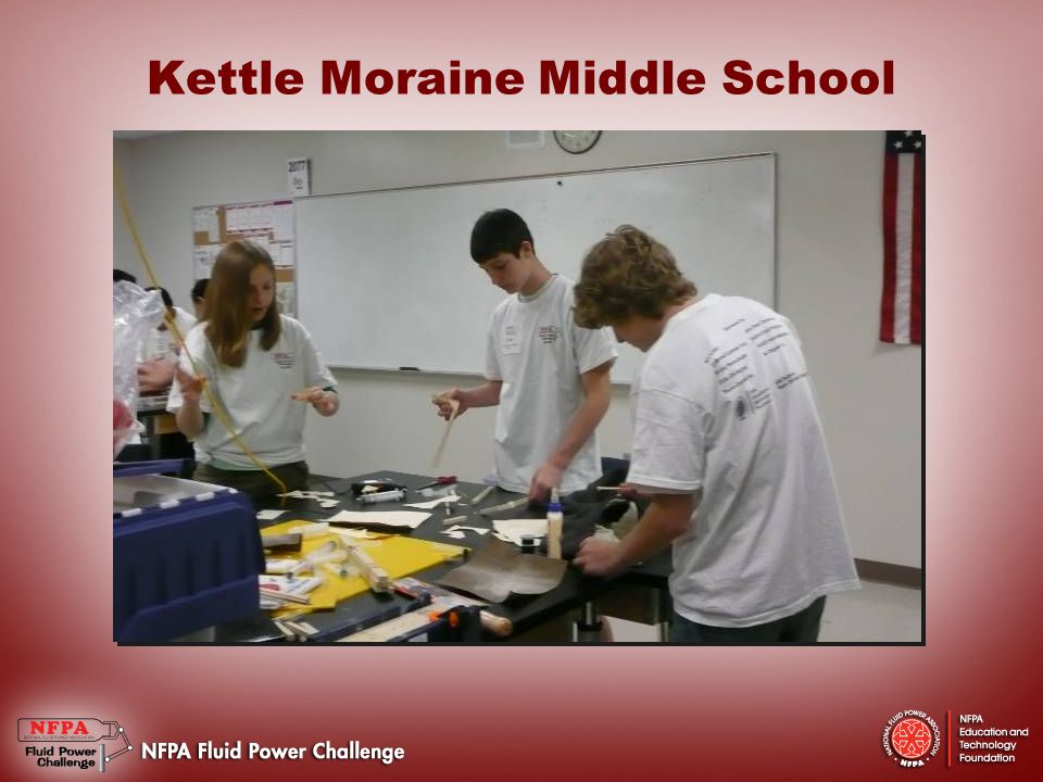 Kettle Moraine Middle School