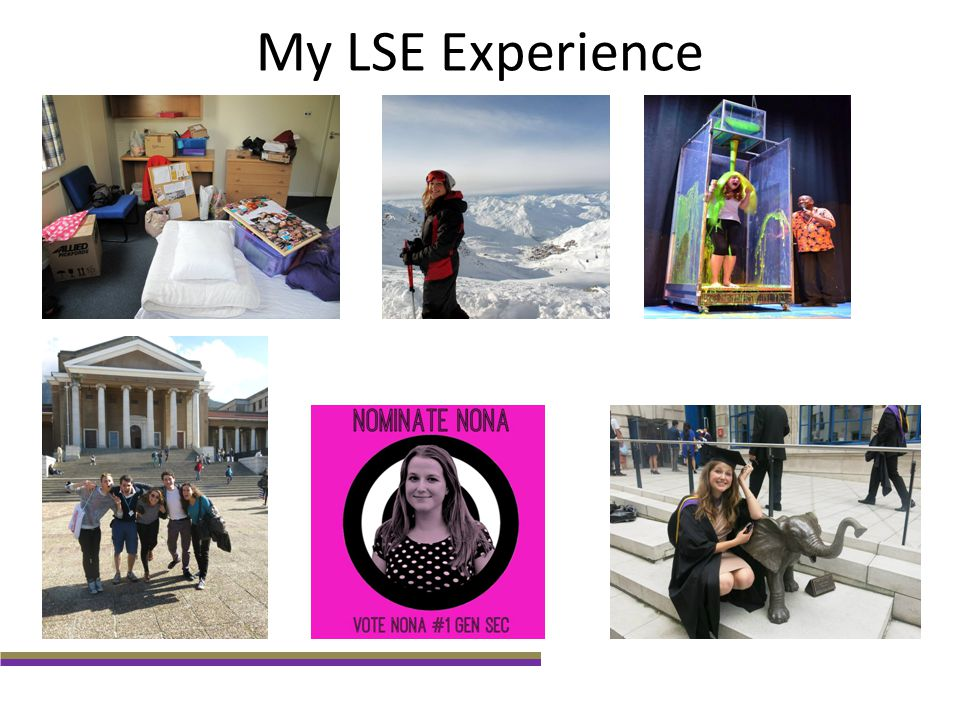 LSE Student Charter  Valuable overview  Provides a guide to services, structures and expectations  Signposts key information  Written by students and staff  Outlines LSE's vision and ethos http://www.lse.ac.uk/intranet/LSEServices/policies/pdfs/school/stuCha.pdf