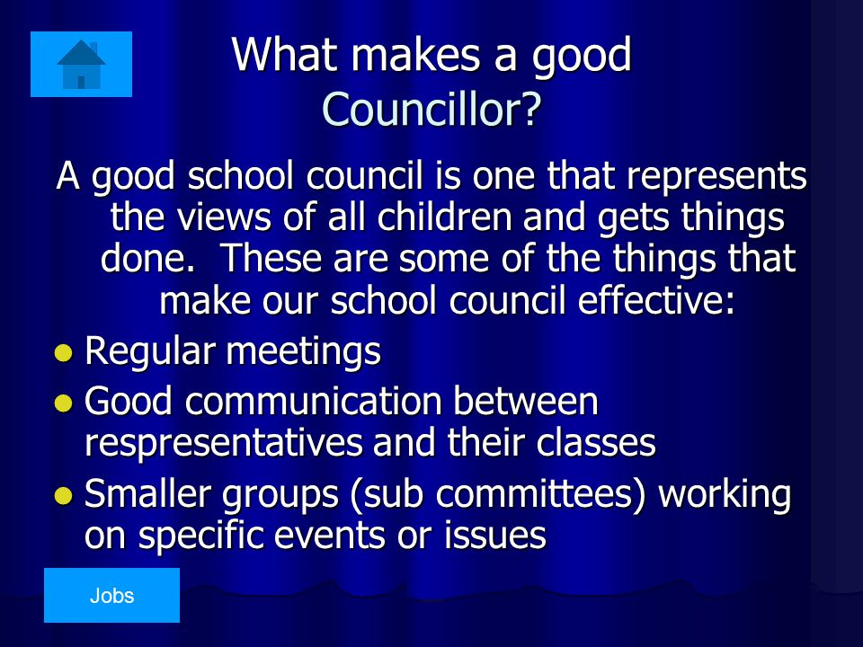 Bourne Abbey Church of England Primary Academy School Council By Jacob & Owen School Councillors What makes a good Councillor? History Photos Aims Gam