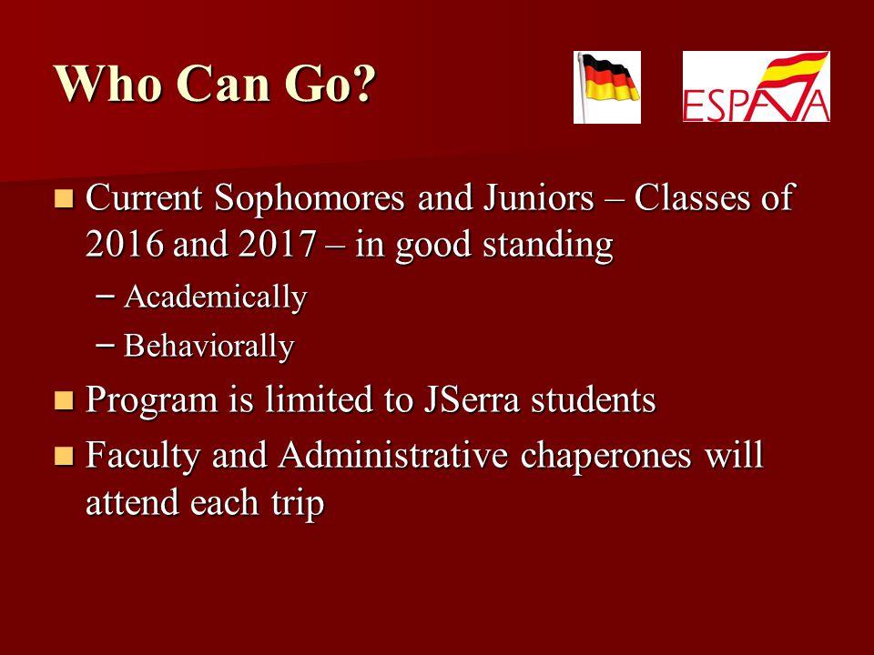 Contact Information Mr. Plaia summer.abroad@jserra.org