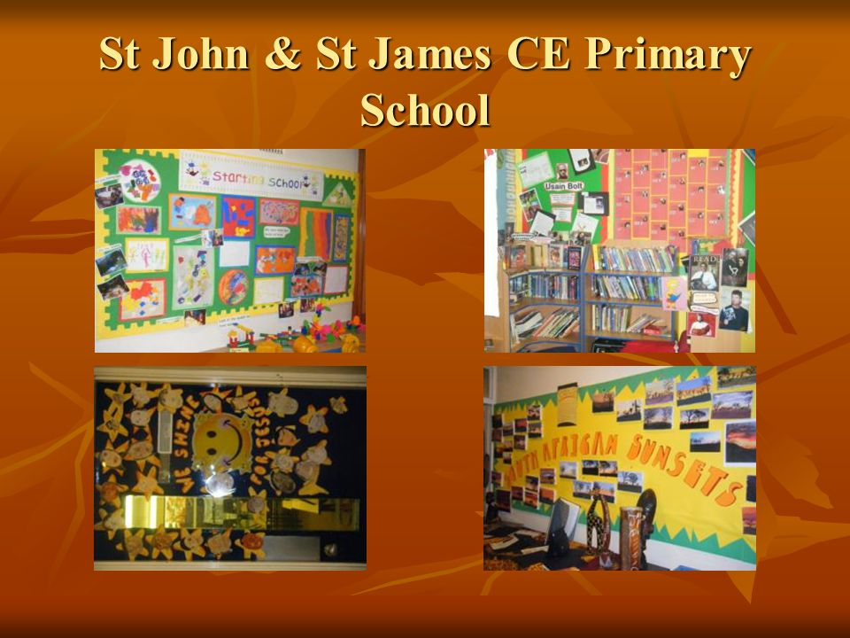 St John & St James CE Primary School